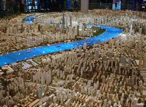 Urban Planning Exhibition Center, Shanghai