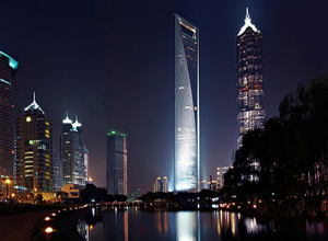 SWFC & Jinmao Tower
