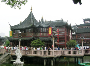 the City God Temple, Shanghai